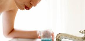 Чем следует полоскать рот после удаления зуба, чтобы десна быстрее зажила