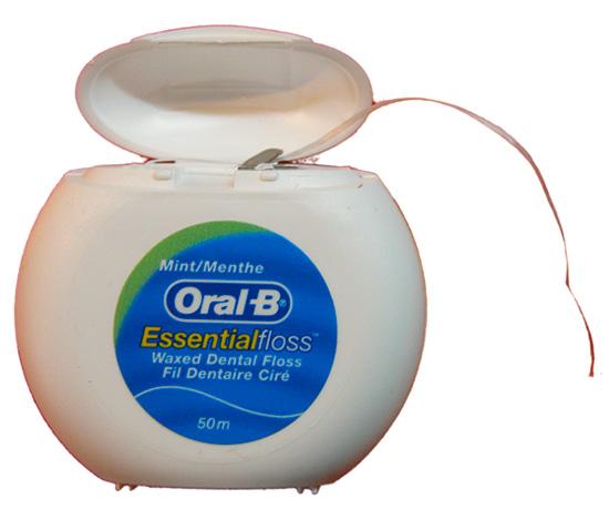Зубная нить (флосс) Oral-B