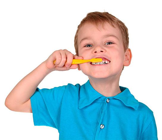 Чем позже ребенок познакомиться с бактериями, вызывающими кариес зубов, тем лучше
