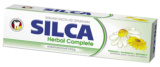 Паста Silca Herbal Complete