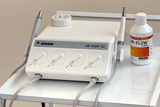Аппарат для удаления зубного налета Air Flow
