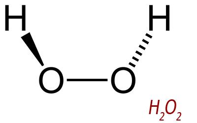 Перекись водорода является главным действующим веществом в технологии химического отбеливания зубов.