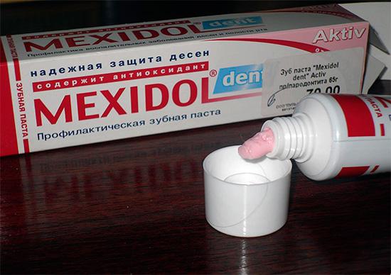 Знакомимся с линейкой зубных паст Мексидол Дент...