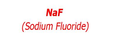 Если среди компонентов пасты вы увидите Sodium Fluoride, значит, в состав ее входит фтор.