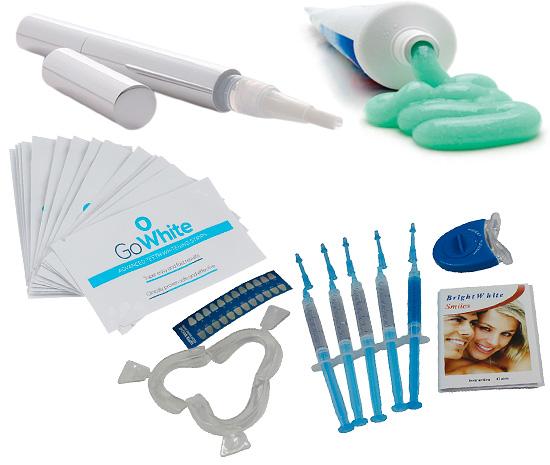 Сегодня существует достаточно большой ассортимент средств для домашнего отбеливания зубов, важно лишь понимать риски, связанные с их применением.