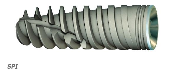 Имплантат SPI (спиральный)