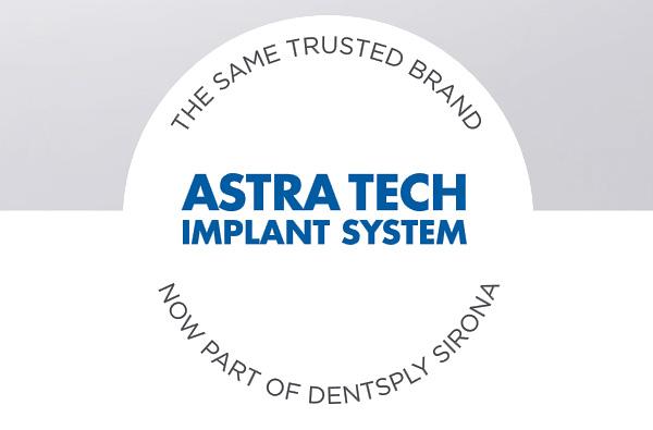 Компания Astra Tech теперь принадлежит немецкому концерну DENTSPLY.